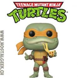 Funko Pop Retro Toys Les Tortues Ninja Michelangelo (Retro) Vinyl Figure