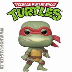 Funko Pop Retro Toys Les Tortues Ninja Raphael (Retro) Vinyl Figure