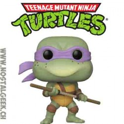 Funko Pop Retro Toys Les Tortues Ninja Donatello (Retro) Vinyl Figure