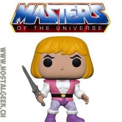 Funko Pop MOTU Masters of the Universe Prince Adam Vinyl Figure