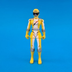 Power Rangers Operation Overdrive Yellow Ranger second hand figure (Loose)