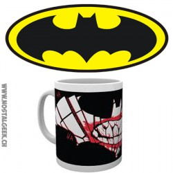 DC Comics Batman Bat-Grin Mug
