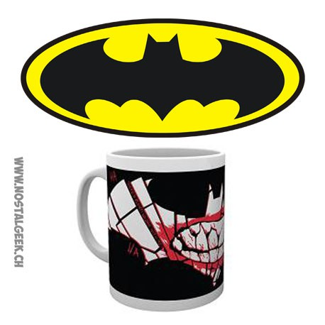 DC Comics Batman Bat Grin - Mug