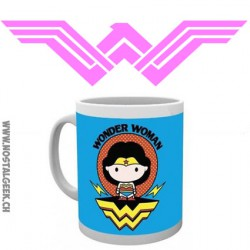 DC Comics Justice League Wonder Woman Chibi Mug