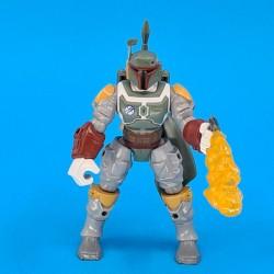 Star Wars Super Hero Mashers Boba Fett second hand figure (Loose)