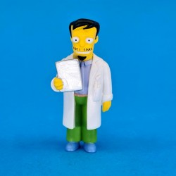 The Simpsons Dr Nick Riviera second hand figure (Loose)