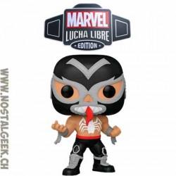 Funko Pop Marvel Lucha Libre El Aracno Vinyl Figure