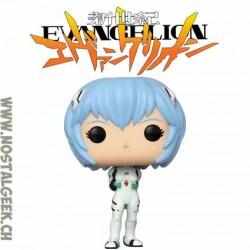 Funko Pop Neon Genesis Evangelion Rei Ayanami Vinyl Figure