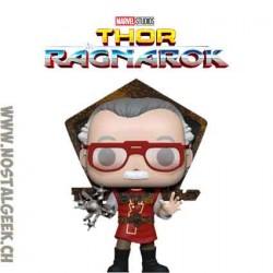 Funko Pop Marvel Stan Lee in Ragnarok Outfit Vinyl Figure