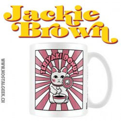 Tarantino XX Jackie Brown Teriyaki Donut Mug