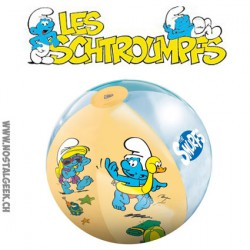 The Smurfs Beach Ball