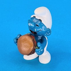 The Smurfs Burger second hand Figure (Loose)