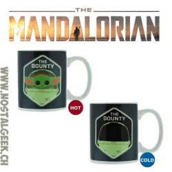 Star Wars The Mandalorian The Child (Baby Yoda) Ceramic Mug Heat Change