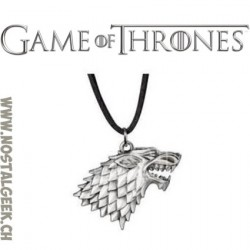Game of Thrones: House Stark Pendant