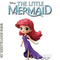 Disney Characters Q Posket petit Little Mermaid Ariel Figure