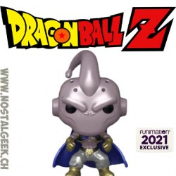Funko Pop Dragonball Z Evil Majin Buu (Metallic) Exclusive Vinyl Figure