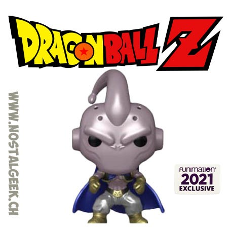 Funko Pop Dragonball Z Evil Majin Buu (Metallic) Exclusive Vinyl Figure