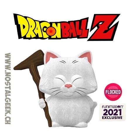 Funko pop Dragon Ball Super Karin Flocked Exclusive Vinyl Figure
