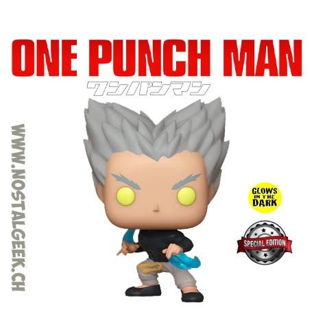Funko Pop Anime One Punch Man Mumen Rider Exclusive Vinyl Figure