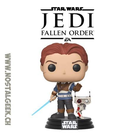 Funko Pop Star Wars Jedi Fallen Order Cal Kestis & BD-1Vinyl Figure