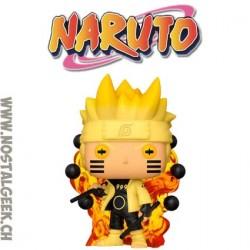 Funko Pop! Anime Manga Naruto Shippuden Naruto Uzumaki (Sixth Path Sage) Vinyl Figure