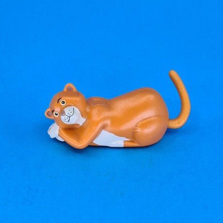 The Aristocats Thomas O'Malley on wheels second hand Figure (Loose)