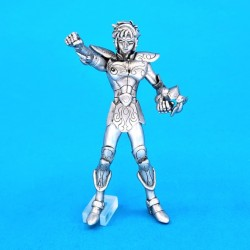 Saint Seiya Aiolia The Leo saint Silver second hand Gashapon Figure (Loose)