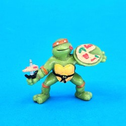 TMNT Michelangelo Pizza second hand Figure (Loose)