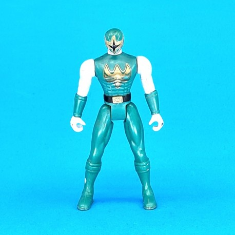 Power Rangers Ninja Storm Green Ranger second hand action figure (Loose)