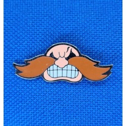 Sonic - Dr Robotnik - Eggman head second hand Pin (Loose)
