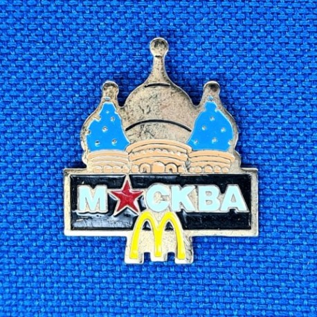 McDonald's Moscow second hand Pin (Loose)