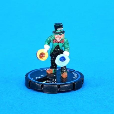Heroclix DC Comics Mad Hatter second hand figure (Loose)