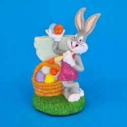 Looney Tunes Bugs Bunny Easter second hand figure (Loose)