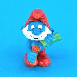 The Smurfs Papa Smurf potions second hand Figure (Loose)