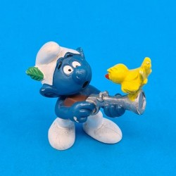 The Smurfs Hunter Smurf second hand Figure (Loose)