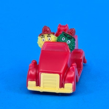 McDonald's Fry Kids in red car second hand figure (Loose)