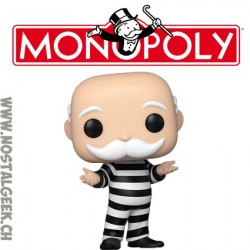 Funko Pop Retro toys Mr. Monopoly In Jail