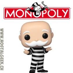 Funko Pop Retro toys Mr. Monopoly In Jail Vinyl Figure