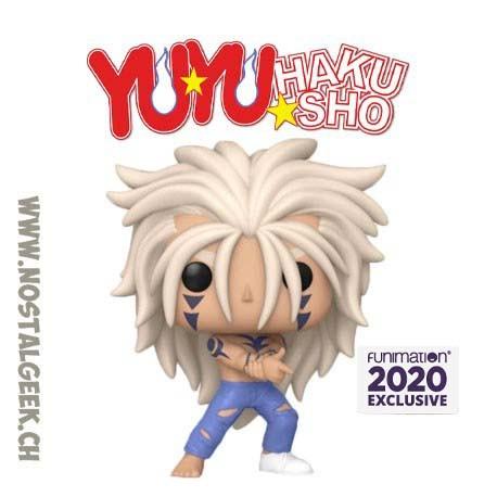 Funko Pop Animation Yu Yu Hakusho Yusuke (Demon Form) Exclusive Vinyl Figure