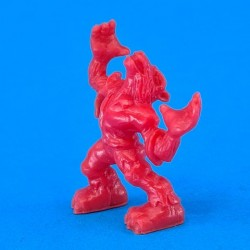 Monster in My Pocket - Matchbox No 2 Werewolf (Red) second hand figure (Loose)