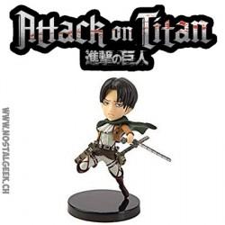 Banpresto World Collectible Attack on Titan Levi Figure