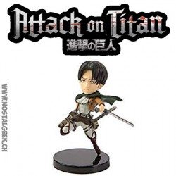 Banpresto World Collectible Attack on Titan Levi Figure