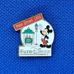 Disney Euro Disney Main Street USA second hand Pin (Loose)