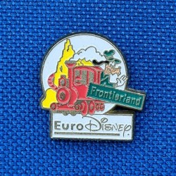 Disney Euro Disney Frontierland second hand Pin (Loose)
