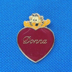 Garfield Heart Donna second hand Pin (Loose)