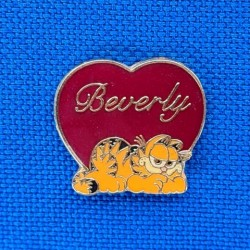 Garfield Heart Beverly second hand Pin (Loose)