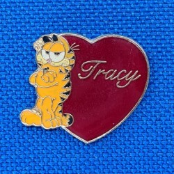 Garfield Heart Tracy second hand Pin (Loose)