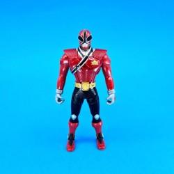 Power Rangers Super Samurai Red Ranger Flip Head second hand figure (Loose)