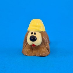 Magic Roundabout Pollux yellow hat second hand figure (Loose)