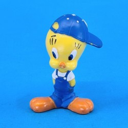 Looney Tunes Tweety & Sylvester- Tweety with hat second hand figure (Loose)